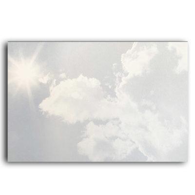 Carte de remerciements Ciel